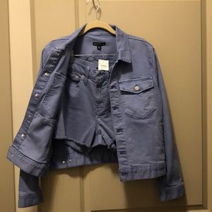 JCrew:Denim Jacket